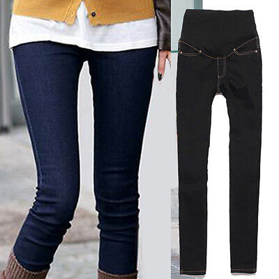 New Maternity Jeans Maternity Trousers Pregnancy Pants For Pregnant Women Capris