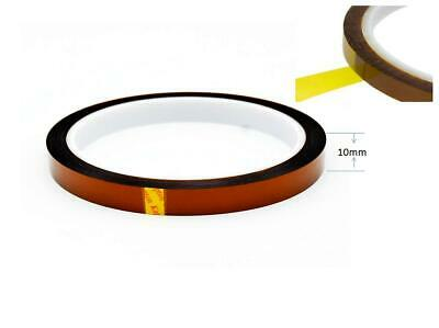 20mm 200ft Kapton Tape BGA High Temperature Heat Resistant Polyimide Gold