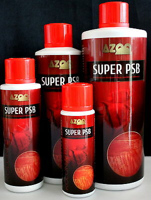 AZOO PSB SUPER ROUGE PHOTOSYNTHÉTIQUE BACTÉRIES 120,250,500,1000ml