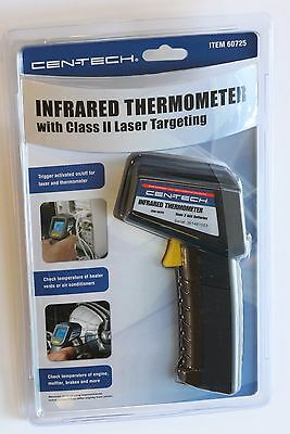 NEW  Cen-Tech 69465 Handheld Infrared Thermometer