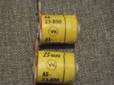 2 Williams Coils AE-23-800 With Sleeve New Old Stock