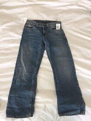 Ralph Lauren boys jeans size 8.  Brand new with tags.