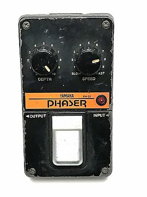 Yamaha PH-01, Analog Phaser, Made In Japan, 80's, Guitar Effect Pedal