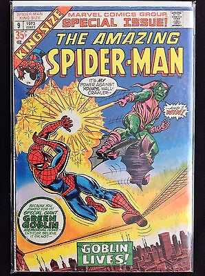 AMAZING SPIDER-MAN KING-SIZE SPECIAL #9 Lot of 1 Marvel Comic Book!