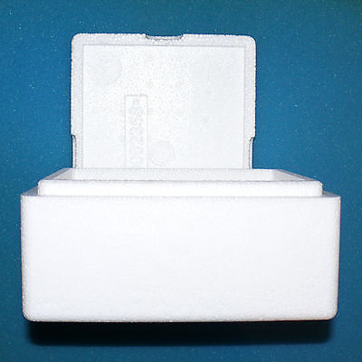 1/2/4/8 Pieces Grow kit with Lid 1.5l Styrobox EPS Polystyrene Isobox Styropor