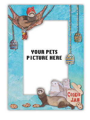 Ferret Picture Frame