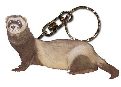 Ferret Key Ring