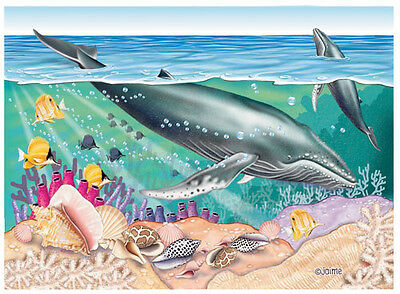 Humpback Whale Note Cards