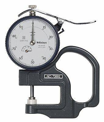 Mitutoyo 7300S Dial Thickness Gauge