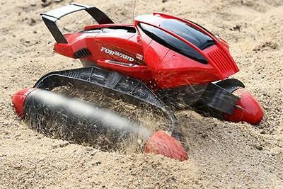 Amphibious RTR RC Remote Control All Terrain Land, Snow, and Water Stunt Car