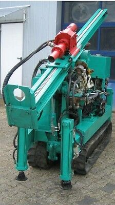 Borehole Water Well Drilling Rig Machine Business Opportunity Bargain Cheep