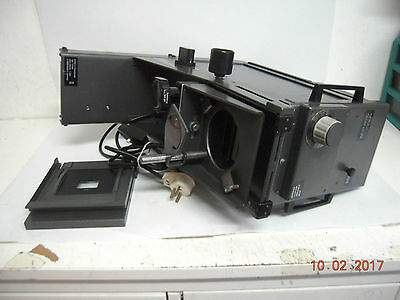 KIENZLE Enlarger VC Part – Head Enlarger Model T67/69 VC 69 -Read description—GG