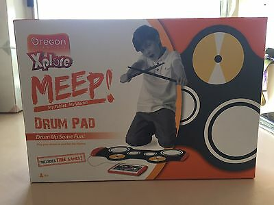 Drum Pad for the MEEP Tablet