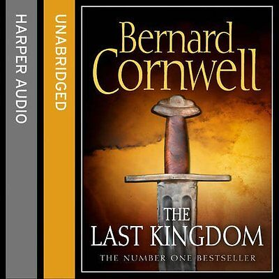 Last Kingdom by Bernard Cornwell New CD-Audio Book