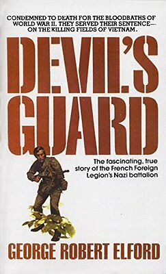 Devil's Guard by George Robert Elford New Paperback Book