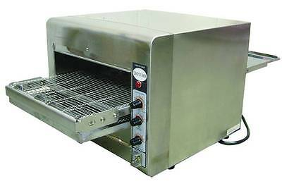 Commercial Kitchen Countertop Conveyor Pizza Oven