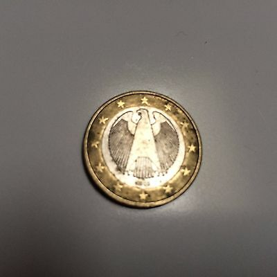 Rare and Valuable Collectable 2002 1 Euro Coin Limited Edition