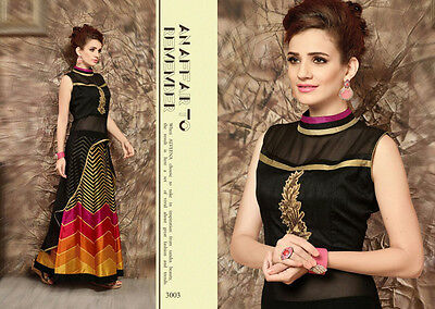 SF Bollywood Indian Ethnic Pakistani Party Wear Designer Anarkali Salwar Kameez