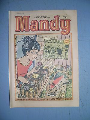 Mandy issue 1104 dated March 12 1988