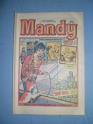 Mandy issue 1105 dated March 19 1988