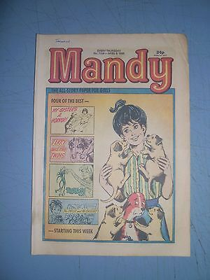 Mandy issue 1108 dated April 9 1988