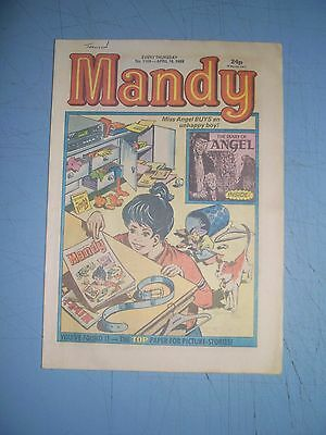 Mandy issue 1109 dated April 16 1988