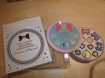 Sailor Moon 20th Anniversary Cookie Charm Patisserie Box Dose
