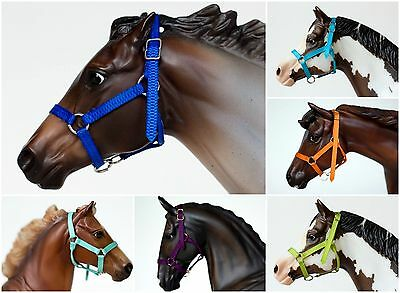 CUSTOM Traditional Breyer Model Horse Halter