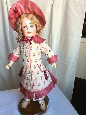 Antique Style Dress  For Antique French German Doll