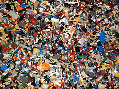 LEGO Lot 6 pounds LBS Bulk Lot Cleaned Sanitized Clean 100% Genuine