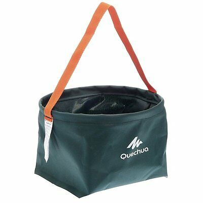 Quechua 8L Folding Wash Basin for Camping