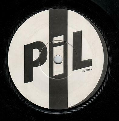 "PUBLIC IMAGE LIMITED This Is Not A Love Song 7"" 1983 Virgin VS529 *PIL*"