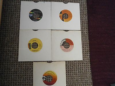 Soul Pack-(3)--X 5 Singles--Includes R/b-Northern- Funk