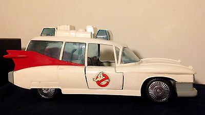 Rare Large Ghostbusters Original 1984 Kenner Columbia Pictures Car