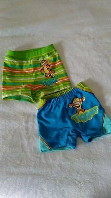 Swim trunks Baby Disney Baby Boy Size 12m Tigger