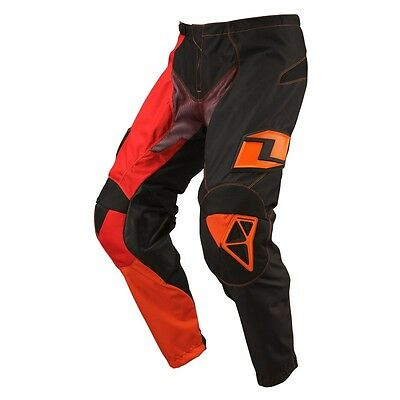 One Ind MX Pants Atom Red