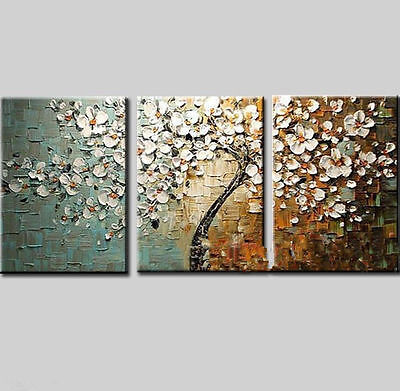 Abstract Huge Art Oil Painting wall decorate Canvas Modern( NO frame)