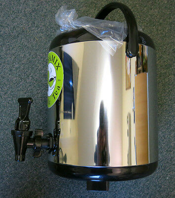 Insulated Hot Water / Tea Urn / Container 8 Ltr  / coffee