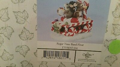 Charming Tails Sugar Time Band Float Item# 87/104
