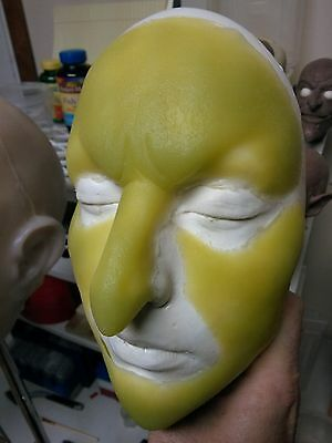 Professional quality silicone wicked witch prosthetics Halloween Horror cosplay