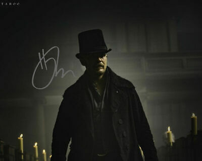 Tom Hardy Taboo Signed Photo Autograph Reprint