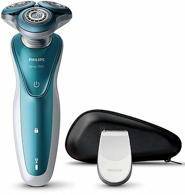 Phillips series 7000 (S7370/12) wet and dry electric shaver