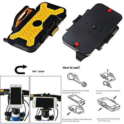 Bicycle phones holder general mountain bike navigation frame bicycle accessories