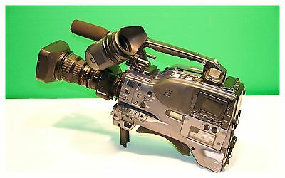 Sony PDW-530P XDCAM Camcorder with Fujinon Lens