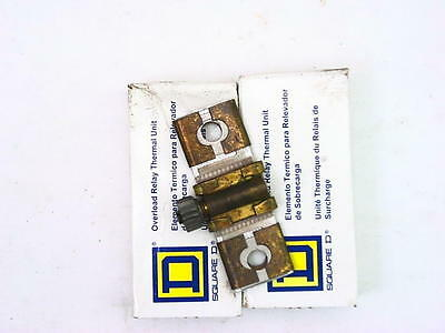 Square D Thermal Unit B9.10 Lot of 3