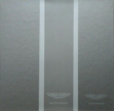 Aston Martin DB9 Hardback 3 x brochure Press Pack - 2003