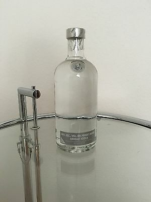 Rare Absolut Vodka No Label French 700 ml Normal Cap NC in Perfect Condition