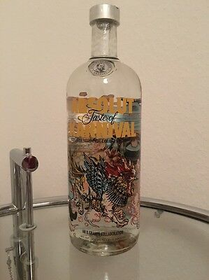 Absolut Vodka Karnival 1000 ml full and sealed perfect condition