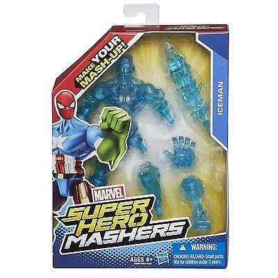 Marvel Super Hero Mashers - Iceman