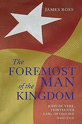 Foremost Man of the Kingdom by Ross  James Paperback New  Book